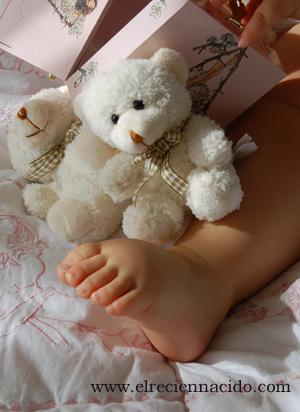 Desarrollo fisico del recién nacido