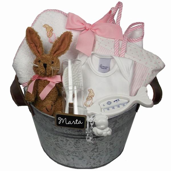 regalo nacimiento baño
