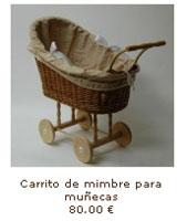 Cochecito vintage retro