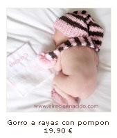 gorro-crochet-para-bebé