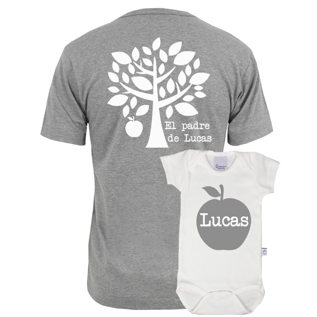 camiseta y body para el dia del padre