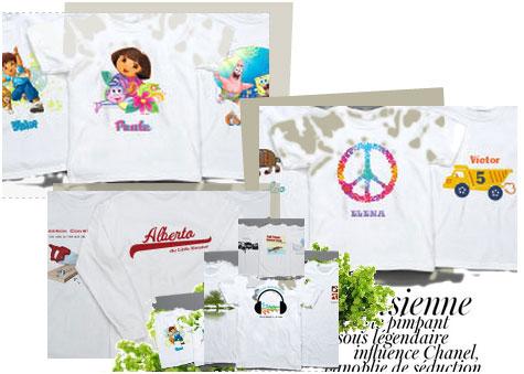Camisetas personalizadas de Vistaprint