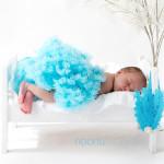 falda de bailarina para bebe