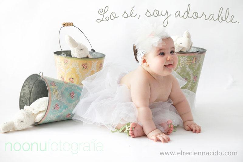 foto bonita bebe