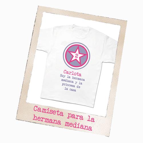 Camisetas de verano personalziadas