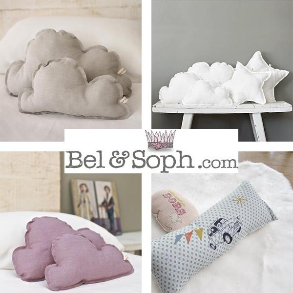 Cojines Bel & Soph