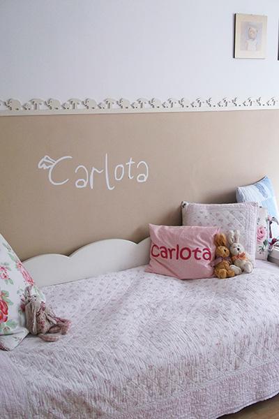 La habitaci n de mis ni os reci n decorada y pintarajeada for Habitacion bebe con vinilos