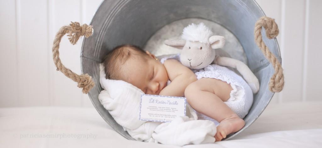 canastillas recién nacidos
