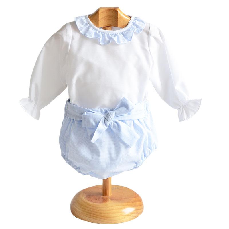 conjunto de verano para bebés