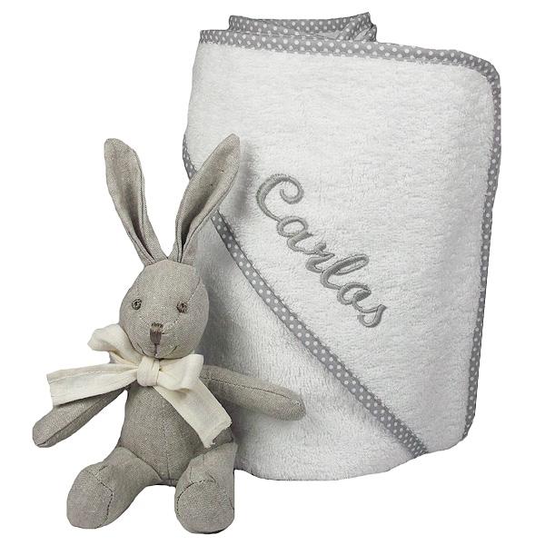 Capas de baño con capuchas