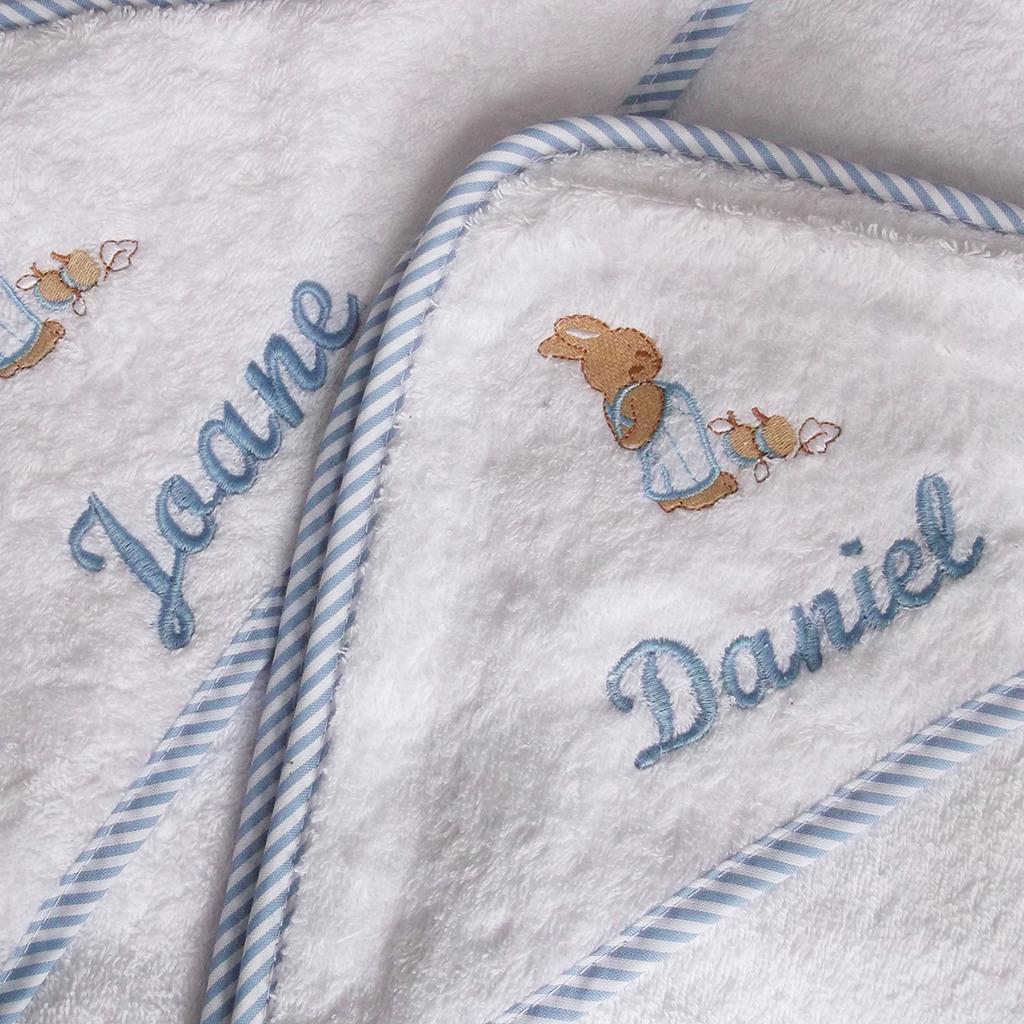 toallas personalizadas para bebés