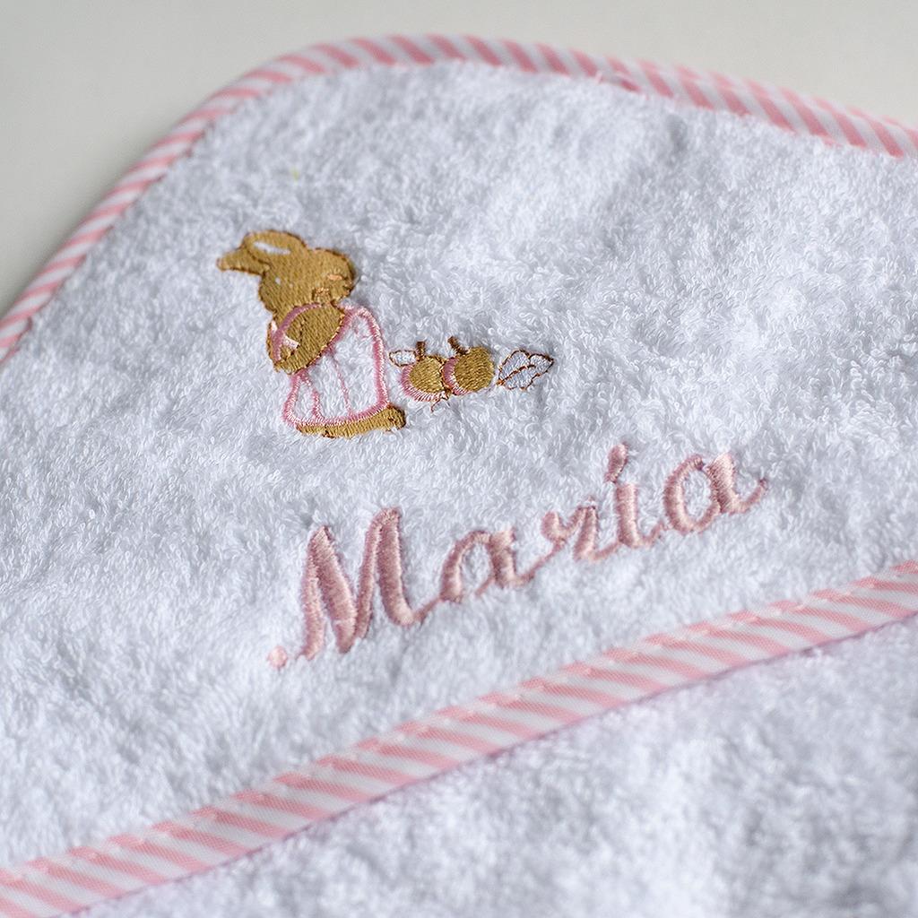 capa baño bebés