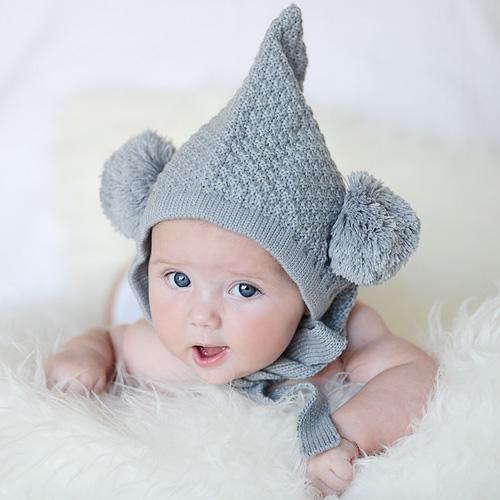 gorritos crochet y ganchillo para bebés