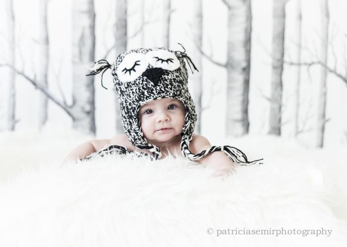 Gorros Bebes Divertidos Crochet