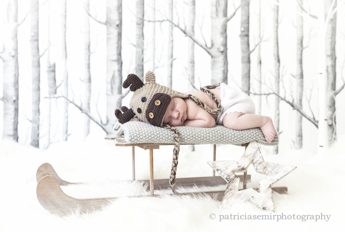 Gorros Divertidos Bebes Invierno Crochet