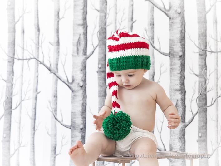 Gorros Bebes Divertidos Navidad