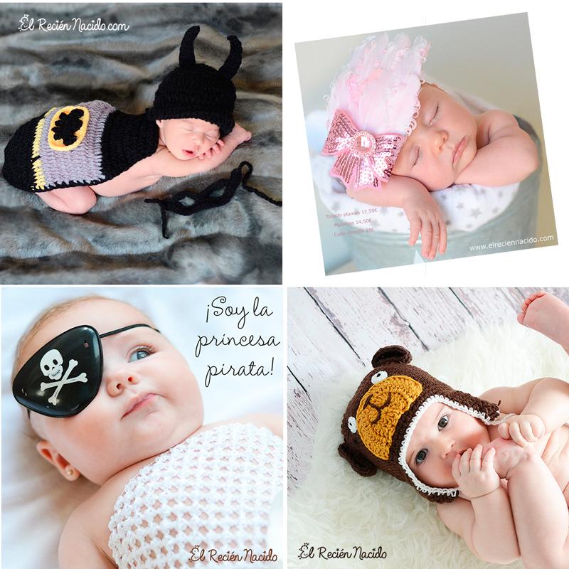disfraces originales bebes recien nacidos