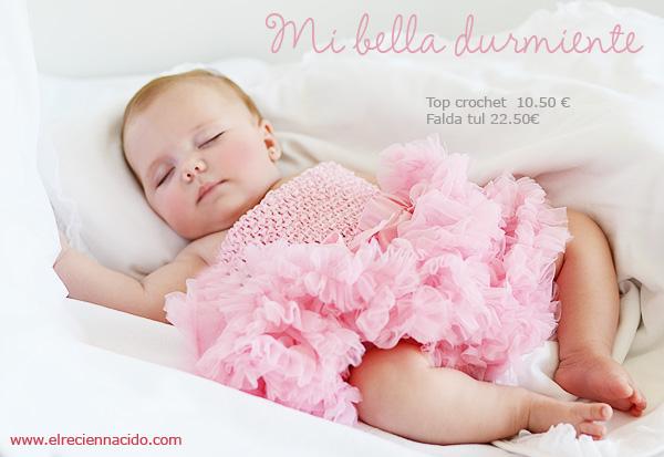 Bella durmiente sesiones fotos recién nacidos bebés carnaval disfraces princesa