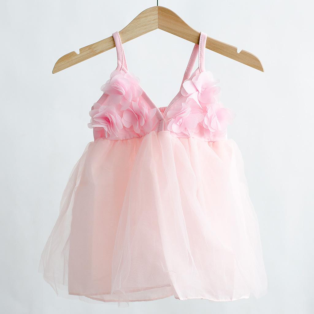 Vestido de princesa para niñas