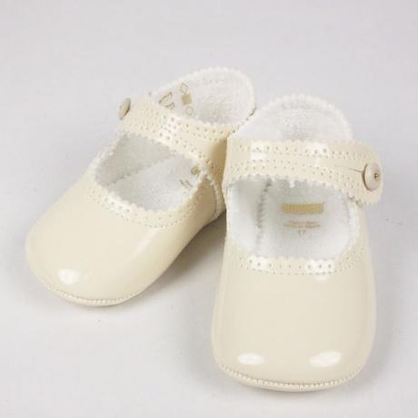 zapatos bebé bautizo