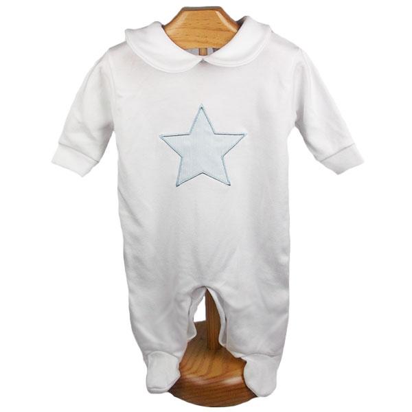 pijama básico de bebés