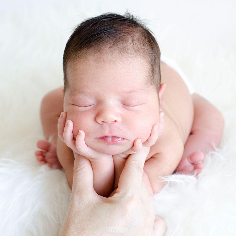 regalo sesión de fotos para bebés