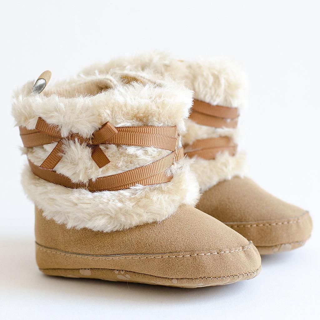 patucos bota borrego calentitos