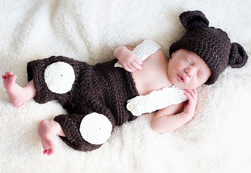 ropa de bebé divertida