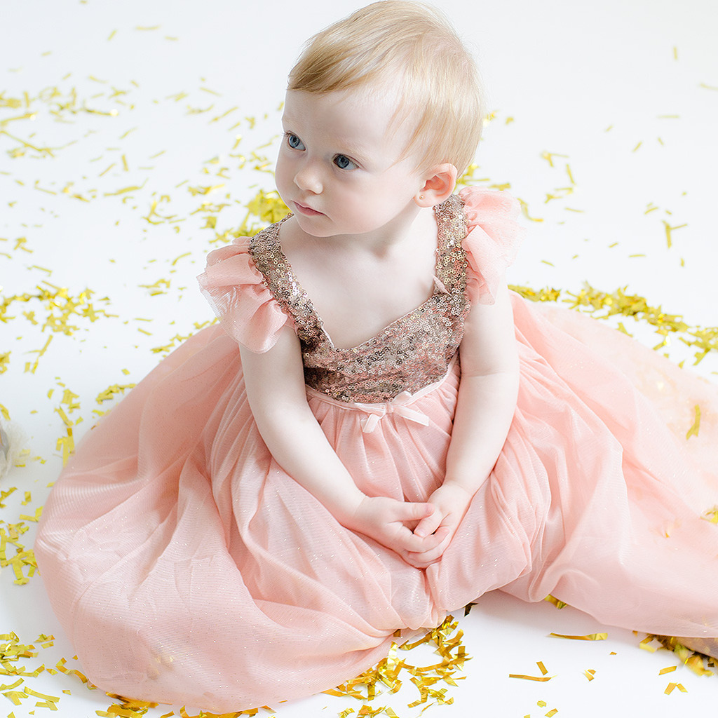 vestidos princesas niñas pequeñas