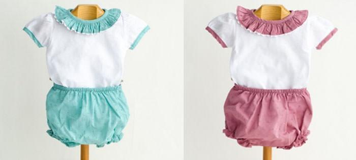 ropa de verano bebe