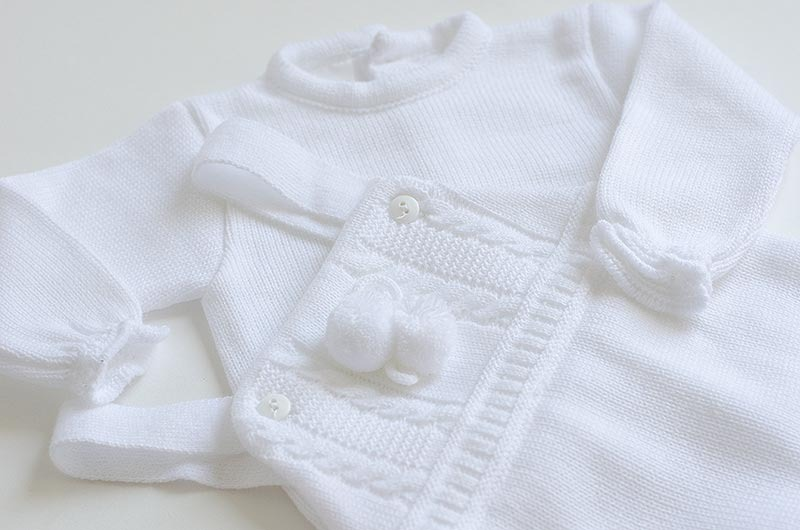 ropa invierno para bebés