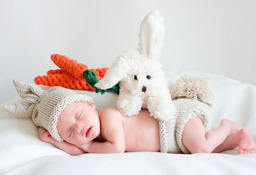 canastillas para recién nacidos