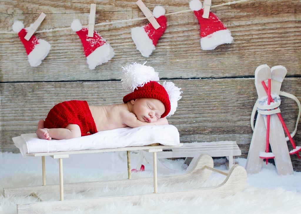 36a432a0777b2 Fotos estudio bebés navidad