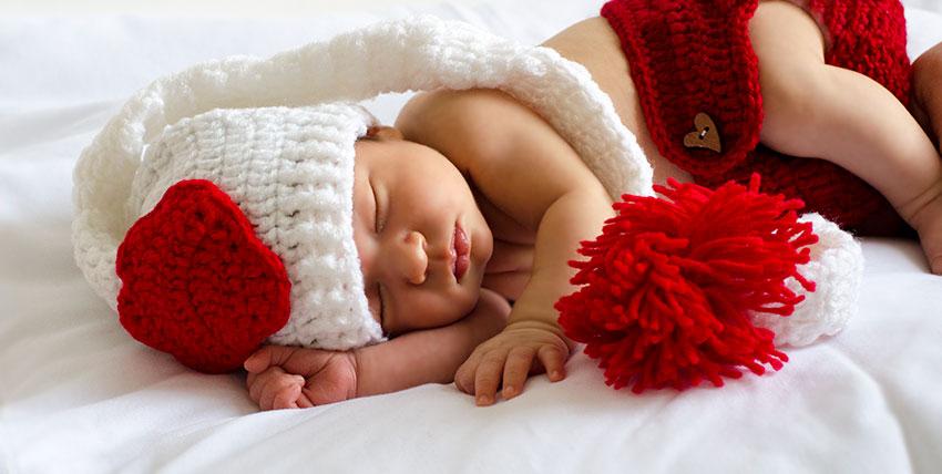 gorros lana originales para bebés