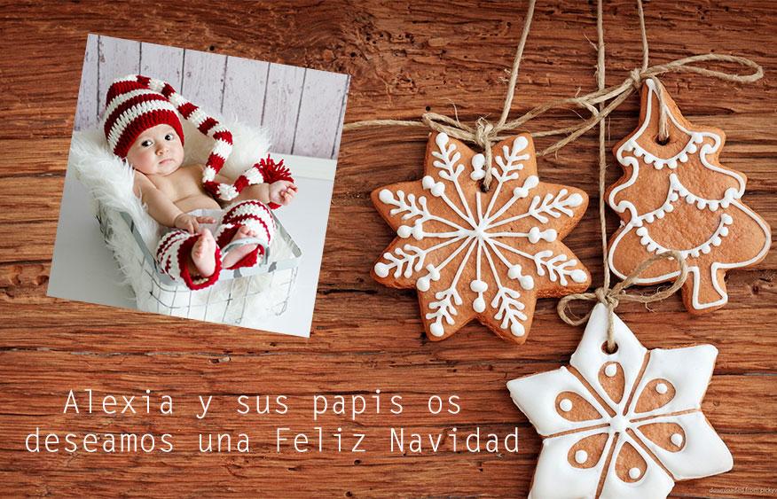 Christmas. Fotos bebes recien nacidos.