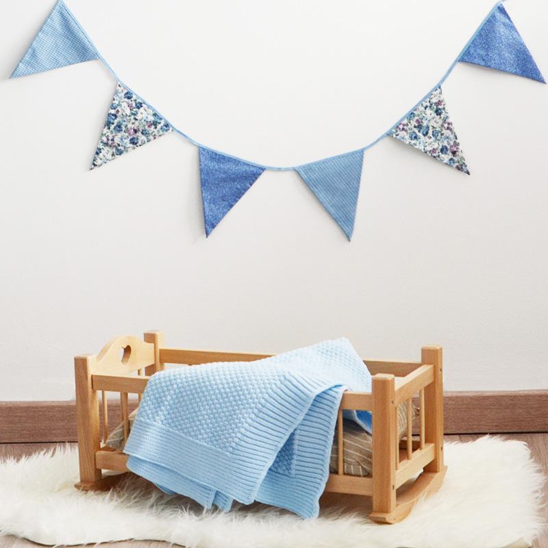 ideas decoración cuarto bebé