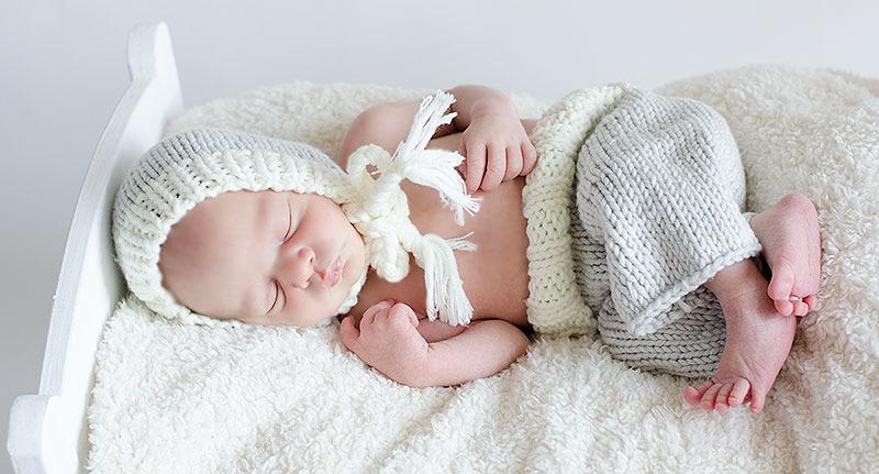 ropita bebé invierno