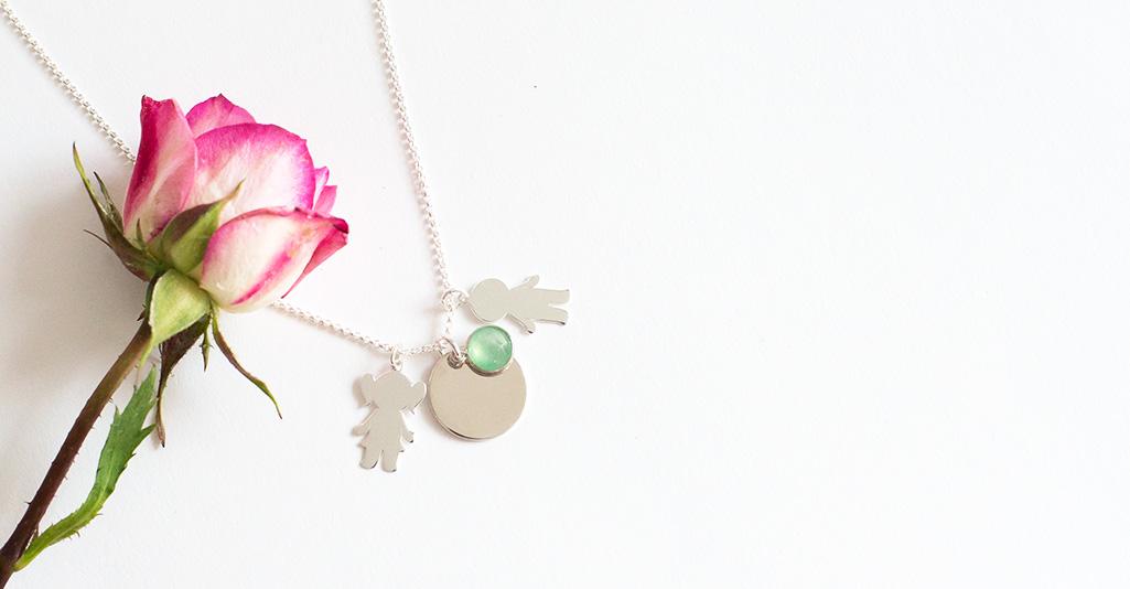 joyas personalizadas para mamás
