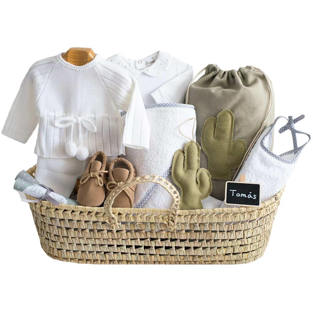 cestas para bebés