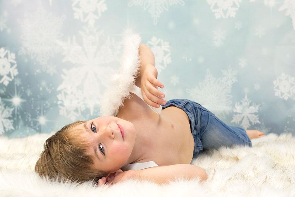 reportaje fotos niños