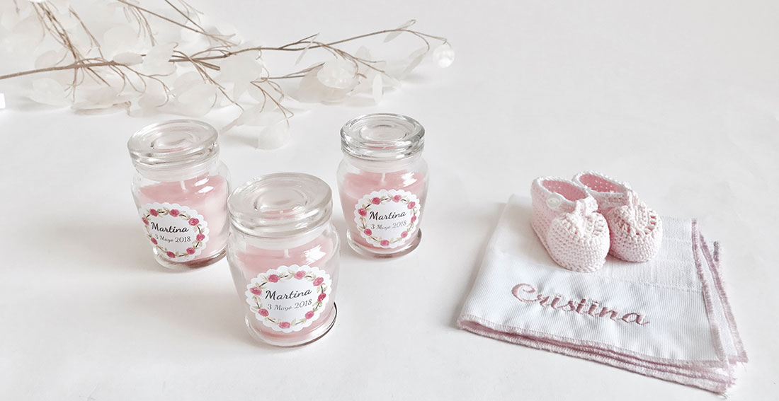 velas de olor para invitados