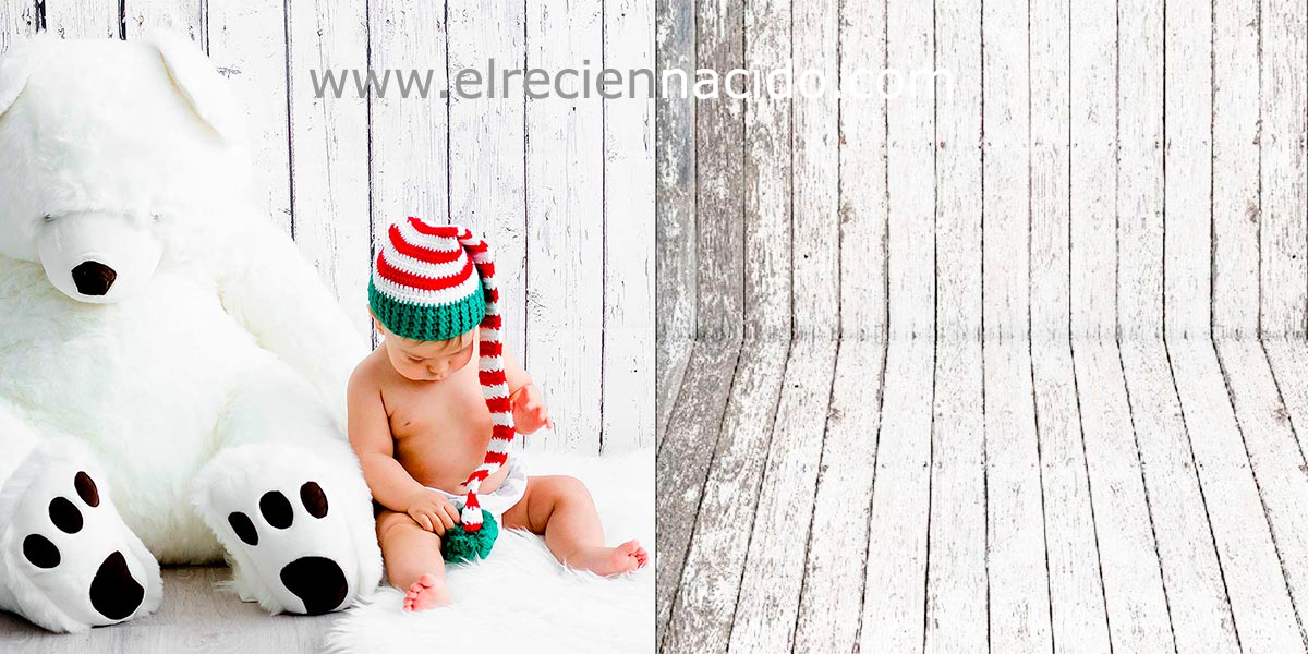 decorados navideños estudio fotografia