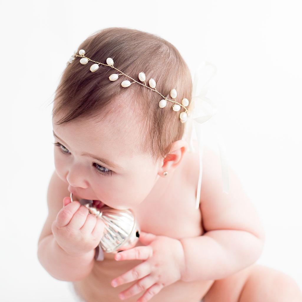 tocados de bebé