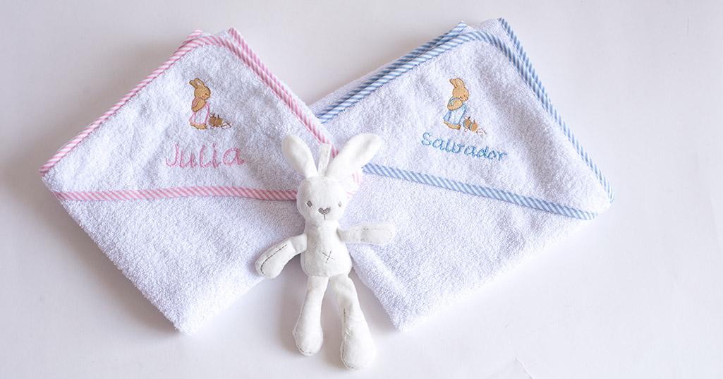 Regalos originales con nombre para bebes