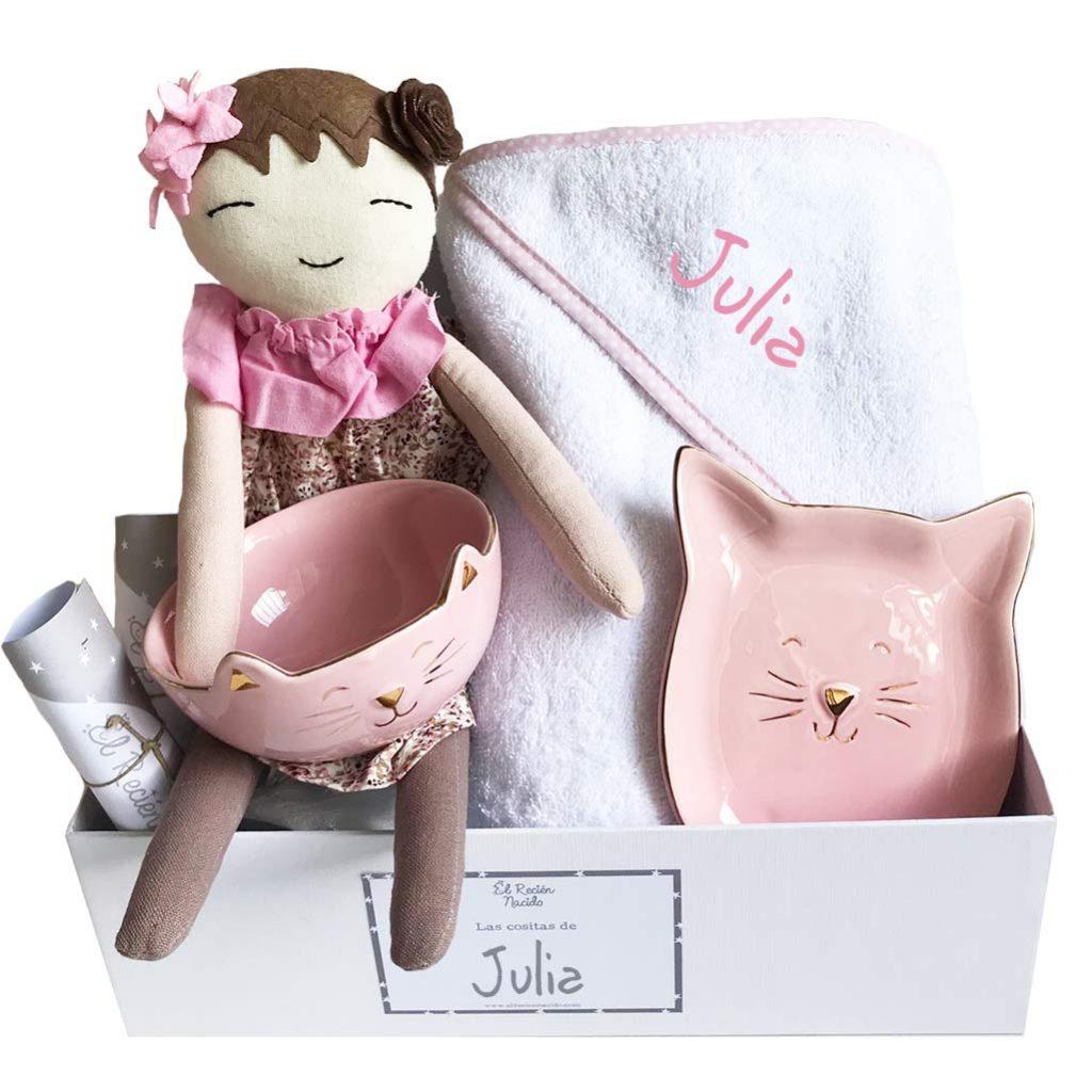 Canastillas y regalos personalizados bebés