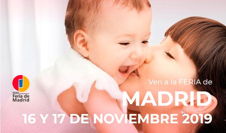 Feria del bebé Ifema 2019 16 y 17 de noviembre