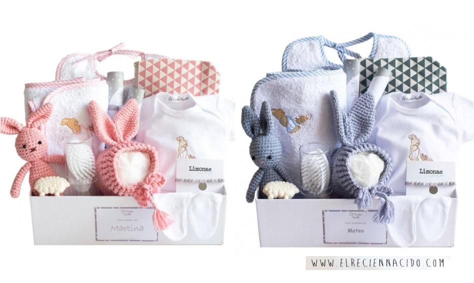 Cestas De Bebe Nina.El Recien Nacido Regalos Personalizados Para Bebesel
