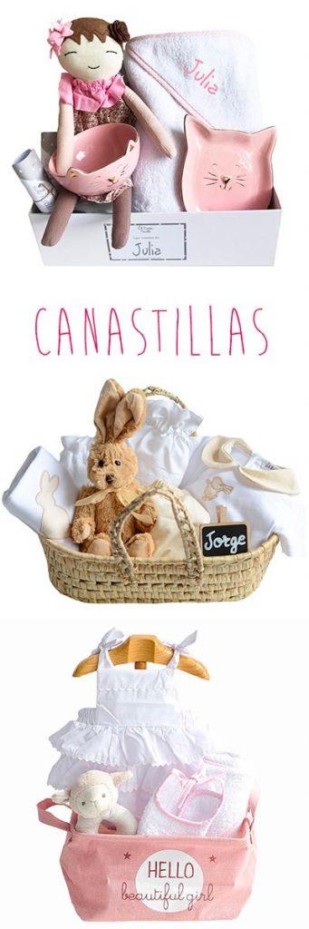 Canastillas para bebe