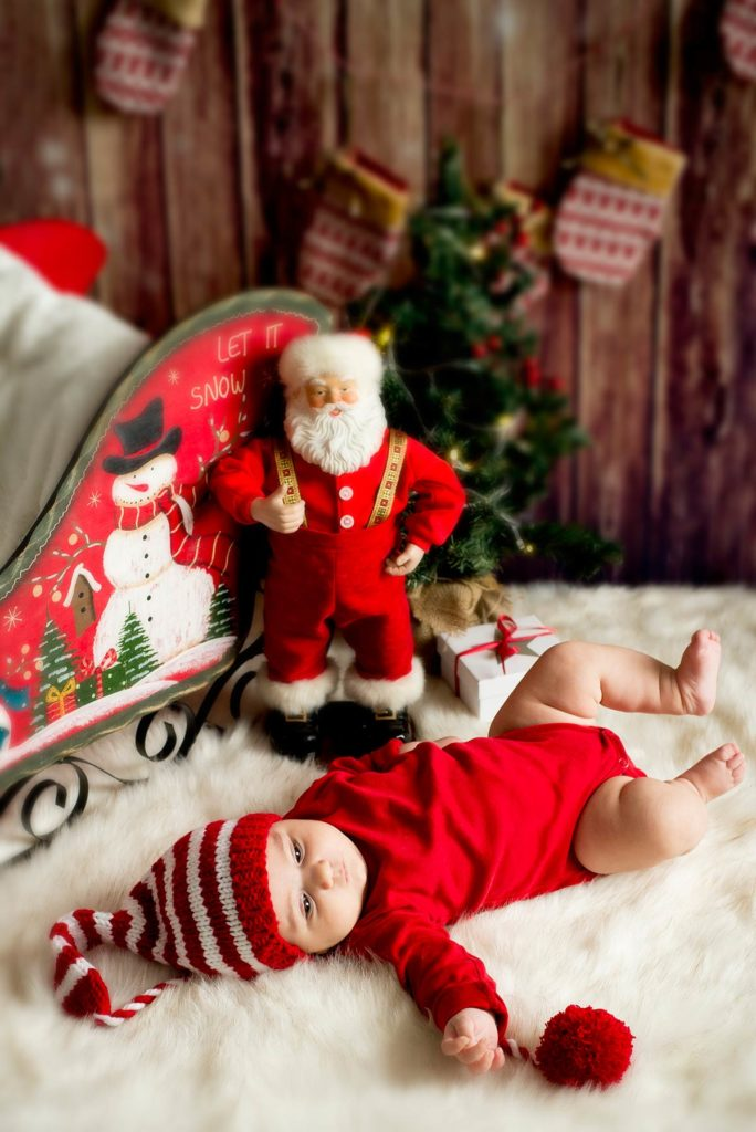 Sesion de fotos Navidad