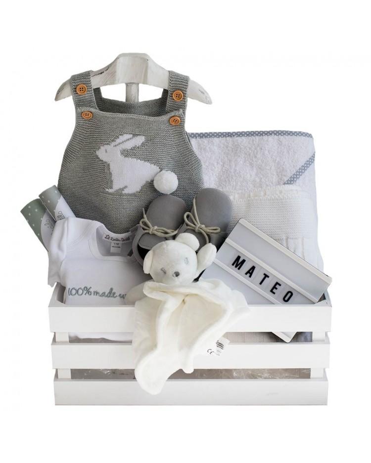 Canastillas bebé y cestas para recién nacidos